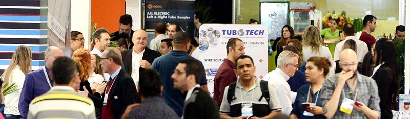Why visit? Tubotech 2019